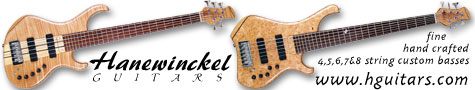 Hanewinckel Guitars